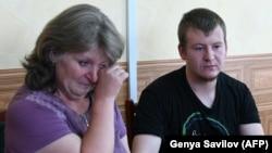 Светлана и Виктор Агеевы