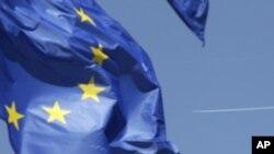 Zstava EU - ilustracija