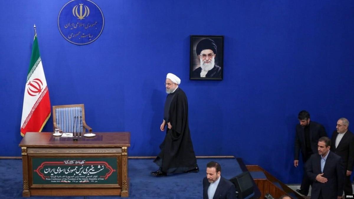 Иран никогда не пойдет на переговоры с США под давлением – президент Ругани