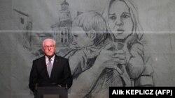 Ukrayna münaqişəsinin həllinə dair formulu Almaniya prezidenti Frank-Valter Ştaynmayer irəli sürüb.