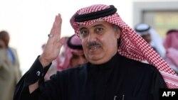 متعب بن عبدالله، از اعضای خانواده سلطنتی و رییس پیشین گارد ملی عربستان (عکس از آرشیو)
