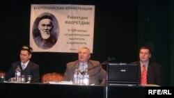 Радик Әмиров (С), Римзил Вәлиев, Тимур Сөләйманов