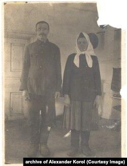 Андрій і Марія Буцоли, 1930-і роки