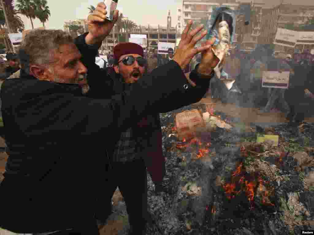 Bengazi, 02.03.2011. Foto: Reuters / Suhaib Salem