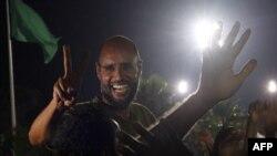 Сын Муамара Каддафи - Сейф аль-Ислам