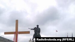 Меморијалната служба во чест на Лех Качински во Полска