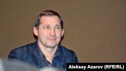 Қазақстандық режиссер Эдуард Табишев. Алматы, 20 қаңтар 2017 жыл.