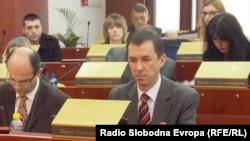 Совет на Општина Битола. Васко Ковачевски.