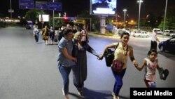 Сообщается, что среди погибших при взрывах в аэропорту имени Ататюрка есть граждане Узбекистана.