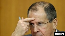 سرگئی لاوروف، وزير امور خارجه روسيه