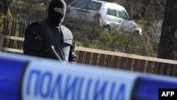 Policia e Serbisë - foto arkivi