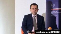 Амбасадар Польшчы ў Беларусі Конрад Паўлік