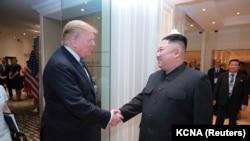 Kim Jong Un və Donald Trump Hanoyda, 28 fevral, 2019-cu il