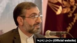 غلامحسین اسماعیلی، رئیس کل دادگستری استان تهران