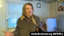 Любов Устимівна, місцева жителька