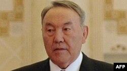 Нурсултан Назарбаев, претседател на Казахстан.