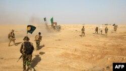 Proiranske šiitske milicije pridružile su se borbi tokom vikenda s ciljem da presijeku liniju snabdijevanja između Mosula i Rake, uporišta IDIL-a u Siriji