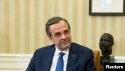 поранешниот премиер на Грција Андонис Самарас, архивска снимка