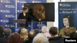 Մեծ Բրիտանիա - Լեյսթերի համալսարանի գիտնականները ներկայացնում են իրենց հետազոտությունների արդյունքները, 4-ը փետրվարի, 2013թ.