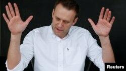 Алексей Навальный, ресейлік оппозициялық саясаткер.