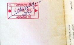 Türk kanunlary we tükmen pasporty
