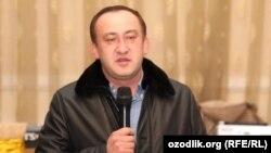 Узбекский бизнесмен Дильшод Сайфиддинов.