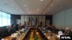 Njemačka delegacija u posjeti institucijama BiH
