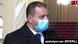Министр экономики Ваан Керобян.