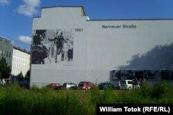 Memorialul Zidului din Berlin, pe Bernauer Straße