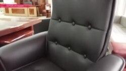 Кыргызские кресла раздора