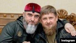 Темирбаев ИбрахIим а, Кадыров Рамзан а (Темирбаевн инстаграмерчу агIонера сурт)