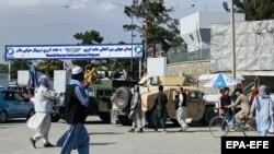 دروازه میدان هوایی بینالمللی حامد کرزی