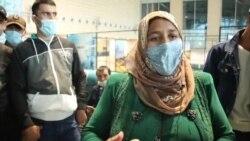 Москвадагы мигранттар тажик элчилигине нааразы