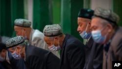 Шинжаңдагы мусулмандар.