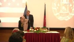 سمېت: ۷۵۰۰ روزل شوې افغان مېرمنې به کار ته چمتو شي