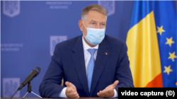 Președintele României Klaus Ioahnnis