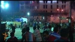 У Єгипті поліція розігнала протестувальників сльозогінним газом