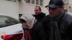 ლეილა იუნუსი ციხიდან გაათავისუფლეს