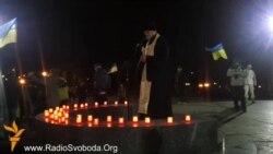Харківський Євромайдан вшанував пам'ять загиблих у Києві