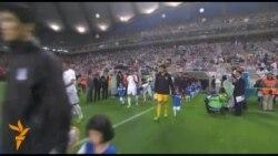 Жанубий Корея - Ўзбекистон 1-0