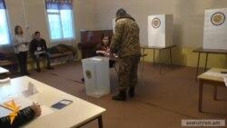 Գյումրիի ընտրատեղամասերում ակտիվություն չկա