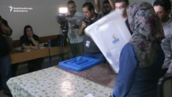 Iraqi Kurds Count Referendum Votes Amid Celebrations