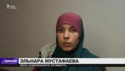 В аннексированном Россией Крыму задержан крымско-татарский активист Марлен Мустафаев