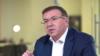 Здравният министър Костадин Анеглов в студиото на Свободна Европа