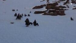 با اسکی محلی پنجشیر یا سُرچه آشنا شوید