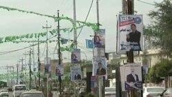 كركوك: حملة إنتخابية ملونة