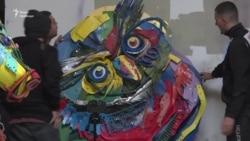 Португальське сміттєзвалище та сучасне мистецтво. Що спільного?