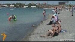 Հանրային լողափեր՝ Սեւանի ափին