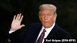 Доналд Трамп.