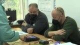 Биометриските уреди го забавија гласањето